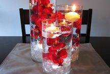 Wedding table decor / by Natishia Thanni