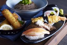 Sushi,Sashimi & Asian Food