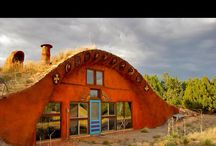 Eco Homes around the world / Get inspired with Eco homes around the world!