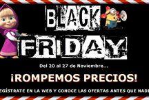 BLACK FRIDAY / Grandes descuentos en la semana Black Friday de New Import