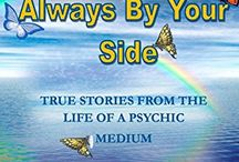 psychic medium Gaynor Carrillo / My life as a psychic medium and author of the book always by your side.