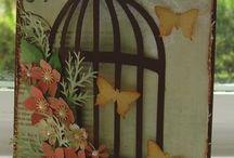 Caixas decoradas / by Maria Auxiliadora Duarte