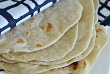 Tortillas recipe