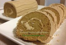Mocha Cake (no cocoa)