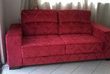 Sofás Stilo / Personalizamos um sofá para voce!! vem conhecer Stilo Decorações