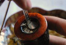 Räuchern / Incense