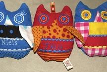 Naaien: Eigen genaaide projecten / , stitching , embroidery