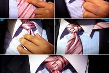 Das/sjaal knopen