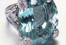 Aquamarine / Aquamarine Rings & Jewelry