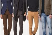 Men's Fashion For my Man / by Emily Ellis
