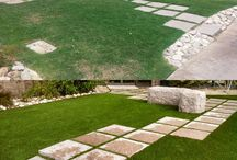A Difference You Can See / What was life like before synthetic grass? And then after? Have a look