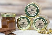 Honey for your Honey / Valentines Day Ideas, or just because your in love! / by Honey Tea