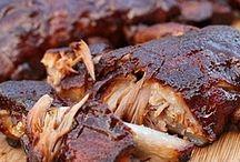 Meat!  Woohoo! / by Bethany Underwood