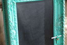 Chalkboard Couture / Check out all the amazing products and ideas you can do with Chalk Couture!