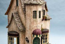 Casas pequenas