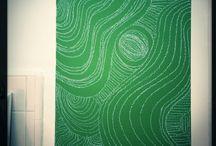 Design / Cool ways I use stuff to brighten my space