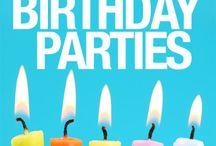 Children Birthday Party Ideas / Children theme Birthday Party Ideas