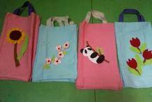 goody bag / a cutie bag for birthday souvenir