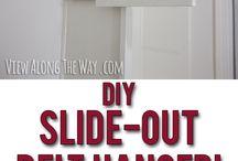 Bedroom closet inspiration