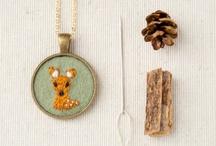 Embroidery / wyszywanki