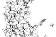 Çizim-Çiçek