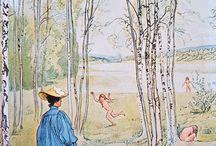 Carl Larsson - Sweden