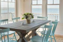 Cottage Wishes Beach House Style / by Catharine Spratley