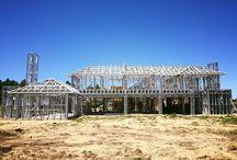Steel framing house Uruguay