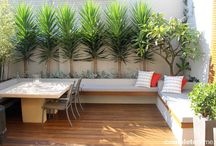 The Courtyard / A place to entertain