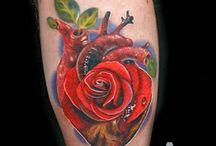 INK!!! / Tattoos / by Kim Stevenson