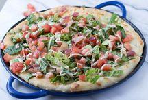 Pizza / by Diane Blanc