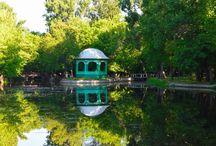 Parcul Constantin Poroineanu Caracal