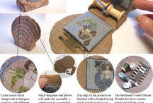 Etui & sewing case