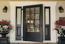 Large Front Doors