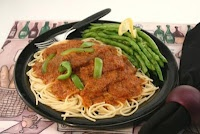 Simple Spaghetti Sauce Blend
