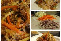 Hauptgerichte mit Fleisch