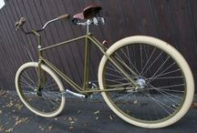 1920s Transport - Bicycles