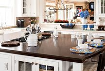 Kitchens / The most utilized space in the home, the kitchen! Check out great ideas and design trends here.