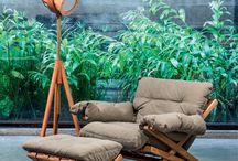 Cadeira de leitura / Design