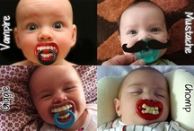 Baby hilarious