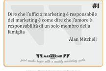 Weekly Marketing Quote / Good weeks begin with a weekly marketing quote. This is a link board to my blog http://weeklymarketingquote.wordpress.com