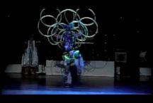 Brian Hammill - Hoop Dancer