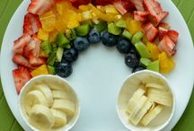 Kid-Friendly Foods / Ideas for healthy snacks and lunches that kids will eat!