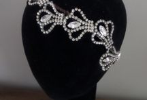 NEW Classicality collection by Jo Barnes / A more affordable range of bridal headdresses for brides on a less extravagant budget