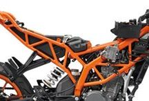 KTM RC 200 / RC200 is the first step into KTM´s Ready to Race philosophy. The premium full faired bike is an eye-catcher for its outstanding style. The 200cc engine is combining top performance together with efficient mileage. Premium components such as USD front fork, multifunctional fully digital display and radial brake caliper are completing the package and making RC200 an excellent value for money full faired motorcycle.