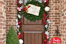 Holiday Decor and Ideas / Halloween, Thanksgiving, New Year, Easter, St Patty / by Sarah Nuetzel
