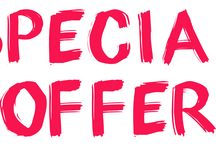 Editing and Special Offers