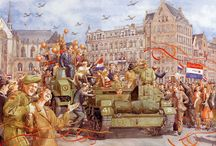 5th of May - Dutch Liberation Day / by Rietje de Jong