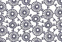 Surface Patterns / Patterns/Textiles.