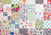 feedsack fabrics and quilts